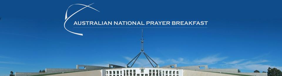 Australian National Prayer Breakfast